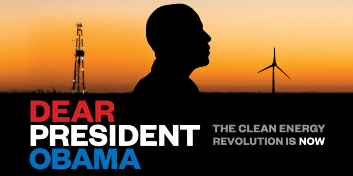 Dear President Obama: Film looks at Obama's record on oil and gas