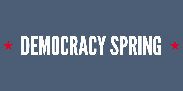 Democracy Spring – Boulder Activist Arrested