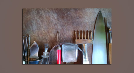 Nibbles Blog – Tool time: A kitchen full of implements of instruction