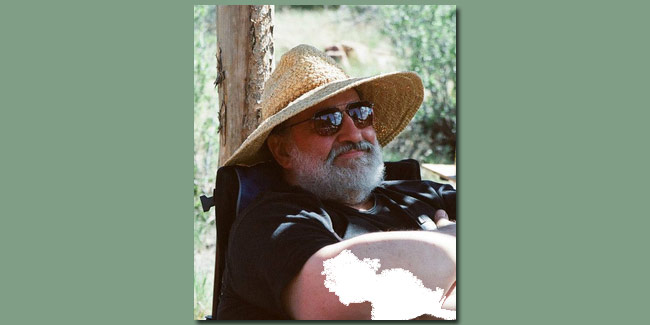 National Poetry Month: Denver poet Phil Woods
