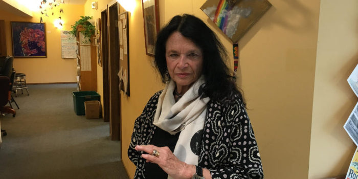 Anne Waldman: Voice's Daughter of a Heart Yet To Be Born