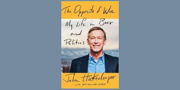 Hickenlooper Unveils Book