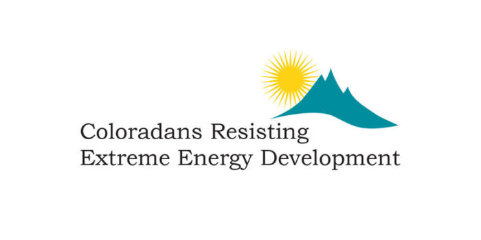 Coloradans Resisting Extreme Energy Development