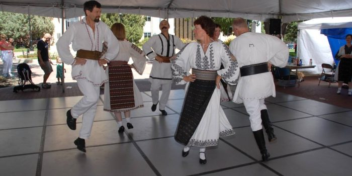 Taste of Romania Festival