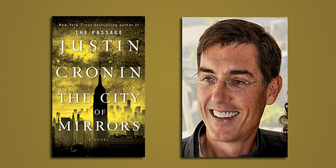 Booktalk: Justin Cronin and The City of Mirrors
