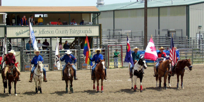Outsources: Colorado Gay Rodeo Association – Yesterday and Today