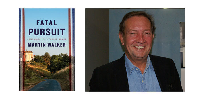 "Booktalk: Author Martin Walker and ""Fatal Pursuit"""