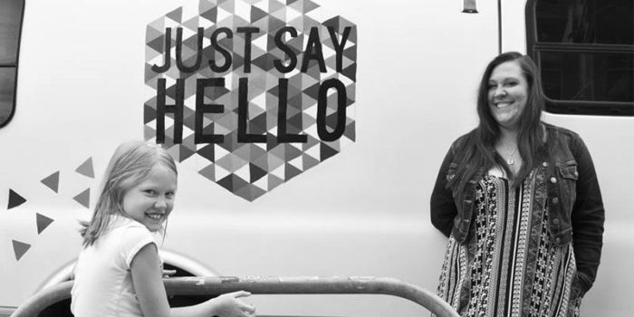 Just Say Hello aims to increase awareness to factors contributing to homelessness