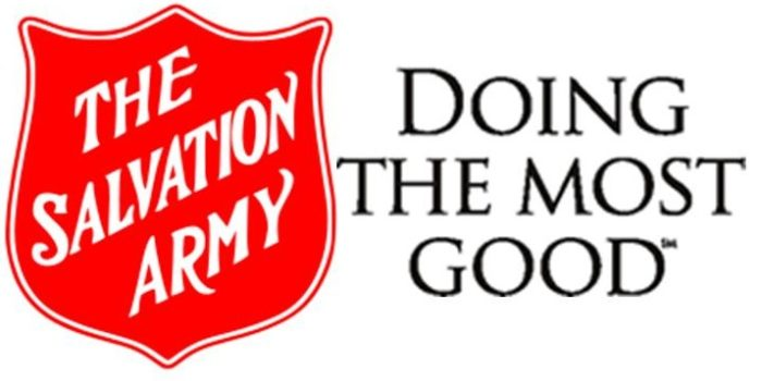 Dot Org: Salvation Army Ice Cream Fundraiser Event