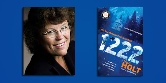 "Booktalk: Norwegian Anne Holt and her crime novel, ""1222"""