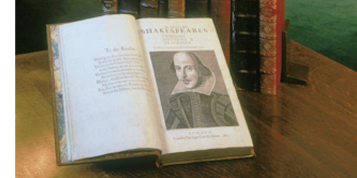 CU Boulder Hosts Shakespeare Exhibit
