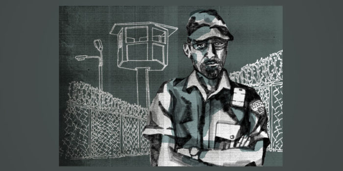 The man inside: Four months as a prison guard, revisited