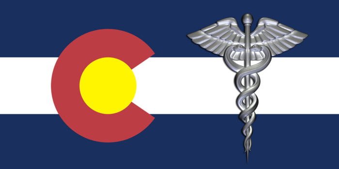 Uninsured Healthcare Rates in Colorado