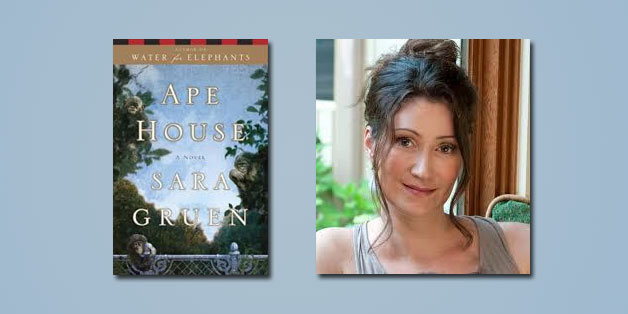 "Booktalk:  ""Ape House"" by Sara Gruen"