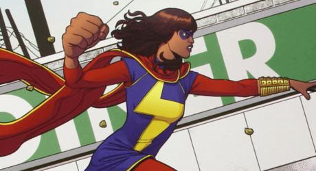After Hours at the Book Club: Female Muslim Comic Book Superhero