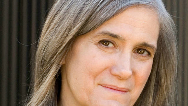 Charges dropped against Amy Goodman