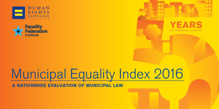 Colorado Cities Score Above Average on Equality Index
