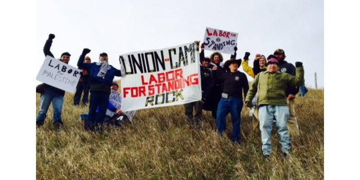 Labor For Standing Rock