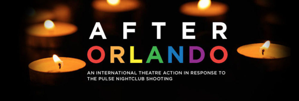 """After Orlando"", Creates Collaborations to Continue Fight for LGBTQ Equality"