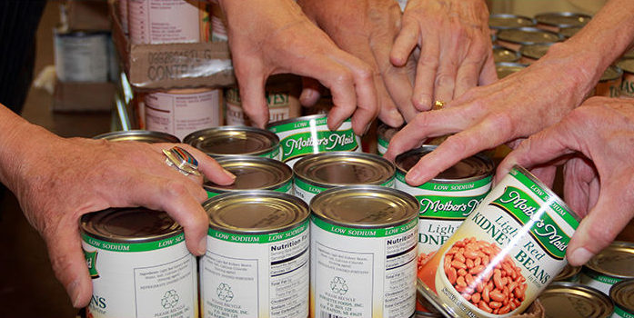 Radio Nibbles: Let's Bag Hunger