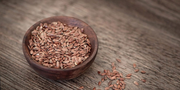 Naturally: Flax Seeds