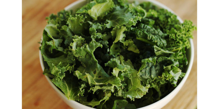 Naturally: Hail Kale