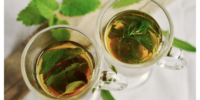 Naturally: Herbal Teas