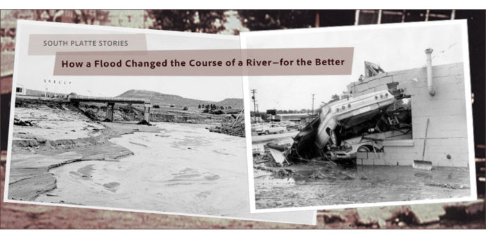 H20 Radio: How a Flood Changed the Course of a River for the Better