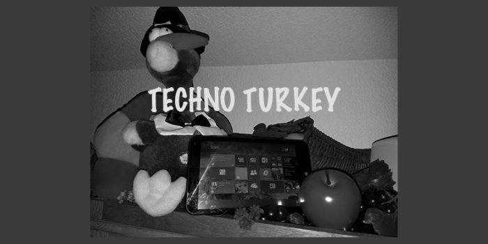 Tech Talks – Tech Affect Holiday: Thanksgiving