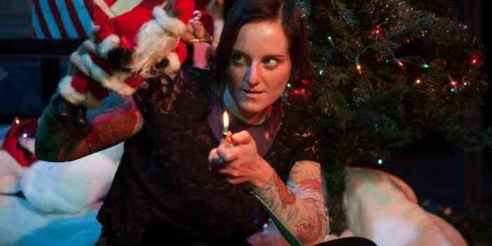 Lost and Found Productions Closes Season with 4xmas at the Bug Theatre