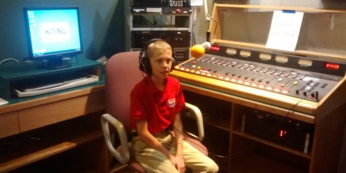 Colorado middle schooler chosen for Scholastic News Corps