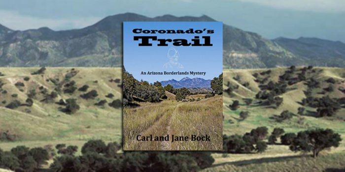 "Booktalk: Retired CU biology professors, Jane & Carl Bock, discuss ""Coronado's Trail,"" a debut mystery"