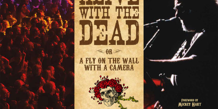 Photographer Susana Millman Revives The Grateful Dead in New Photo Book