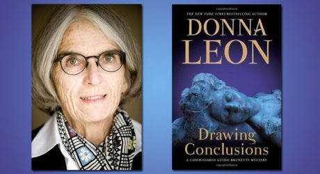 "Booktalk: American Donna Leon and her Italian mystery, ""Drawing Conclusions"""