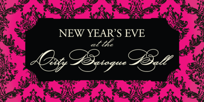 BMoCA Rings in the New Year With Delightfully Decadent Dirty Burlesque Ball
