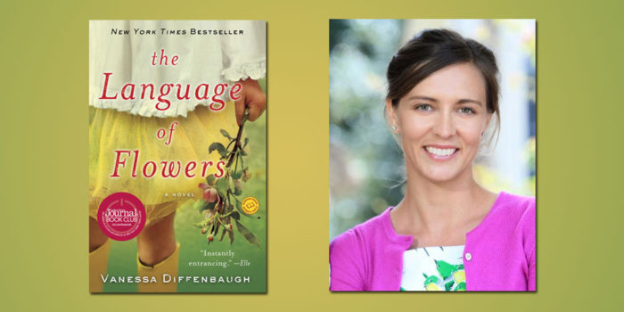 "Booktalk: Vanessa Diffenbaugh and ""The Language of Flowers"""