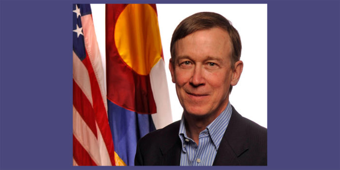 Capitol Coverage: Hickenlooper Talks Post Session