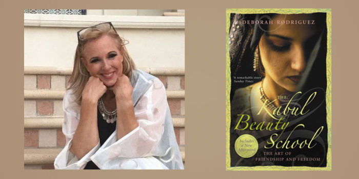 "Booktalk: Deborah Rodriquez and ""The Kabul Beauty School"""