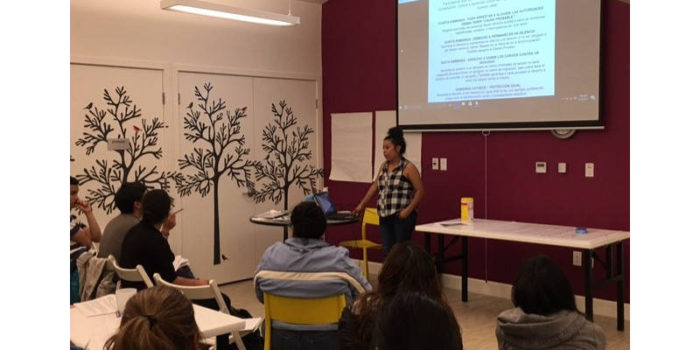 Immigrant Rights Activists Hold Know Your Rights Meetings in Wake of Deportations