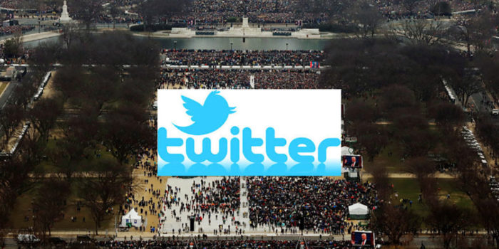 Tech Talks: Twitter and the Inauguration