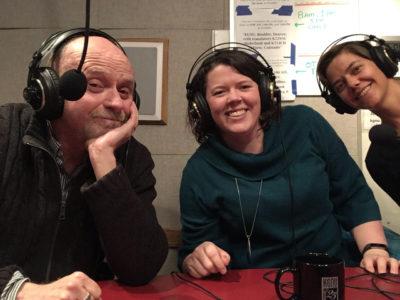 Clair Aftery, Phillilp Judge & Sarah Jaegglie