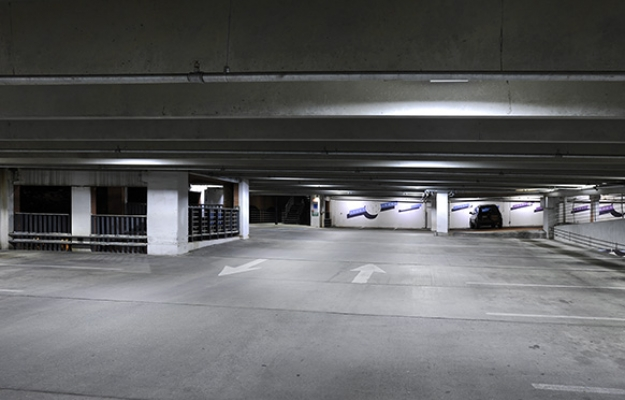Parking Garages as Public Art