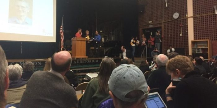 Boulder County Democrats Reorganization Meeting