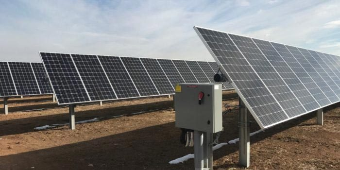 Investing in solar in Loveland