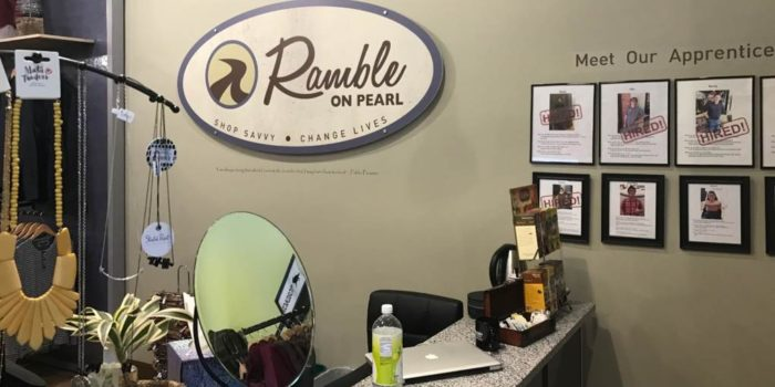Ramble: Retail with a Social Purpose