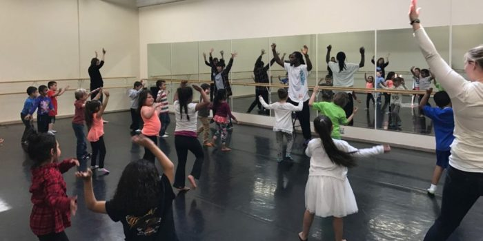 Kids at the Dairy Brings the Arts to Young People