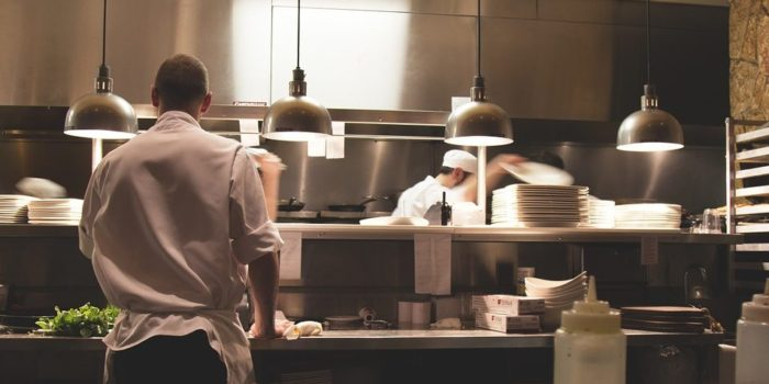Tech Talks: Technology in the Food Service Industry