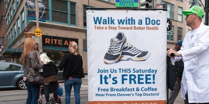 Dot Org: Walk With A Doc