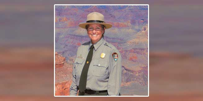 Outsources: Chris Lehnertz, The Grand Canyon's First Female Superintendent