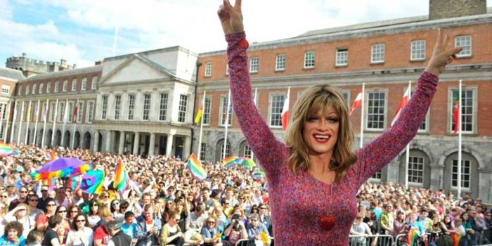 Outsources: The Queen of Ireland